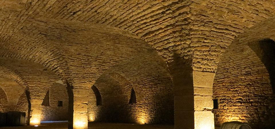 Savigny-lès-Beaune-Cave-Cistercienne